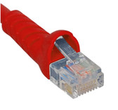 PATCH CORD, CAT 5e, MOLDED BOOT, 25' RD