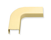 FLAT ELBOW, 1 1/4in, IVORY, 10PK