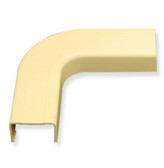 FLAT ELBOW, 1 3/4in, IVORY, 10PK