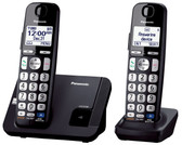 DECT 6.0, 2 handsets, Big buttons