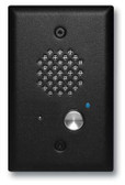 Satin Black Entry Phone with Automatic