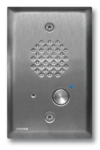 Viking Door Box - Stainless Steel