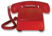 Hot line Desk Phone - Red