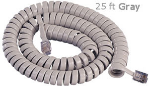 Cablesys GCHA444025-FGY / 25' DOLPHIN GRAY HC 2500GR