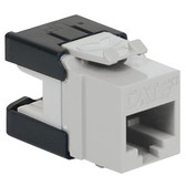 ICC MODULE, CAT6A, HD, WHITE IC1078GAWH