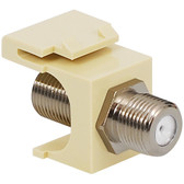 ICC MODULE, F-TYPE, NICKEL PLATED, ALMOND IC107B5FAL