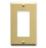 ICC Decorex Faceplate 1Gang IVORY IC107DFSIV