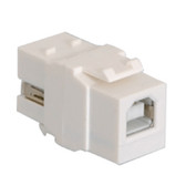 ICC MODULE, USB, A TO B, FEMALE TO FEMALE,WH IC107UABWH