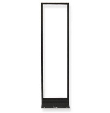ICC DISTRIBUTION RACK, BLACK, 7ft, 45 RMS ICCMSR1984