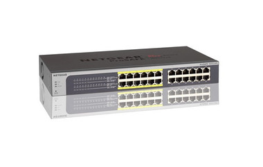Netgear NETGEAR 24 port Gigabit Switch w/12 POE JGS524PE-100NAS