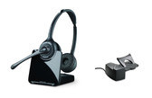 Plantronics 84692-11 Headset and HL10 Lifter CS520_HL10