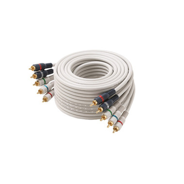 Steren 3' Ivory Component Video-Audio 254-603IV