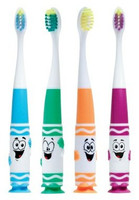 Gum Crayola Pip-Squeaks UltraSoft Childrens Toothbrush- Ages 3+