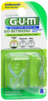 GUM Go-Betweens Proxabrush Tight Refills #414 - 8 Pack