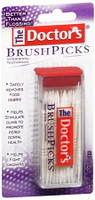 The Doctor's BrushPicks - 120 Pack