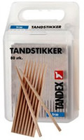 Tandex Wooden Dental Sticks
