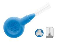 Paro 3Star Grip, X-Fine, Blue, Triangular, 3.5 mm Interdental Brushes -#1093