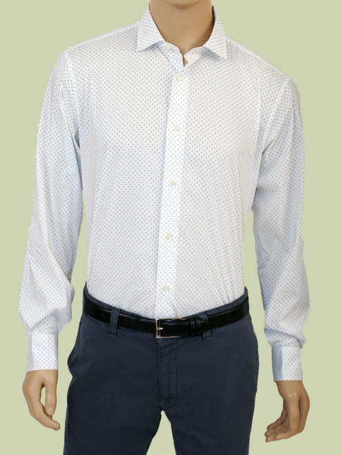 Summer Hours Long Sleeve Shirt - Organic Cotton