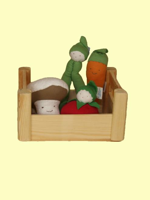 Veggie Crate - Organic Cotton