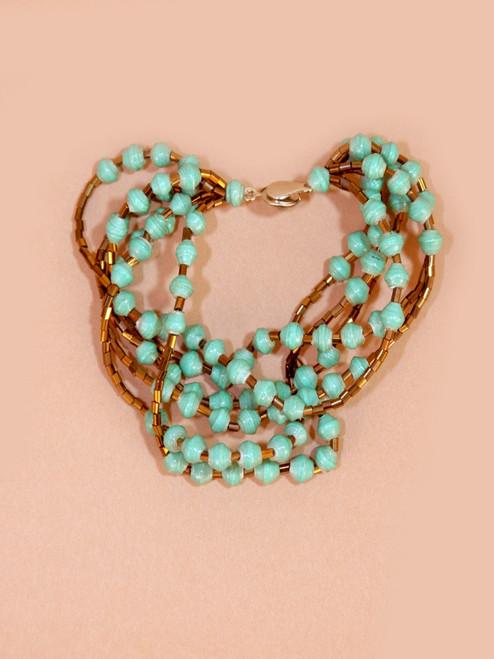 Whistler Bracelet - Recycled Materials