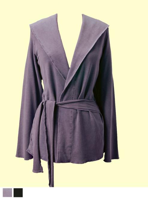 Jamie Jacket - Bamboo  Rayon & Organic Cotton