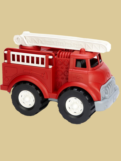 Fire Truck  - Recycled Materials