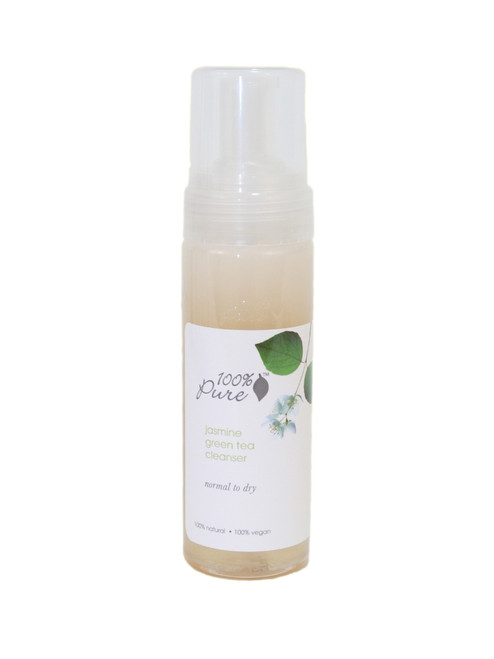 Jasmine Green Tea Cleanser  6oz - 100% Natural