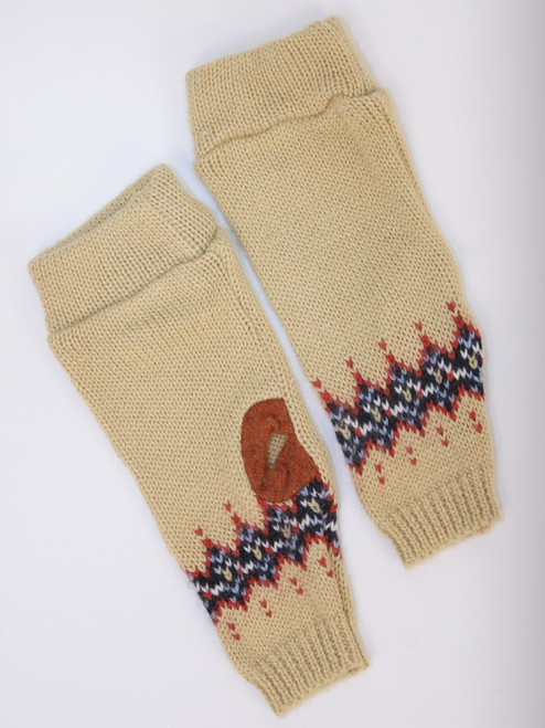 November Mitts Alpine Chalet - Recycled Material