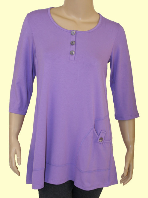 Passport Tunic - Viscose Bamboo