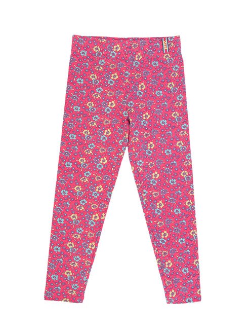 Flower Print Legging - Organic Cotton