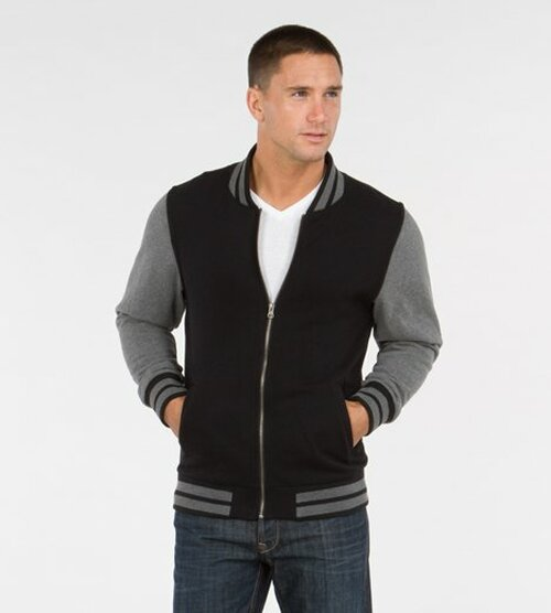 Varsity Jacket - Organic Cotton