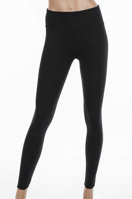 Basic Organic Cotton Leggins