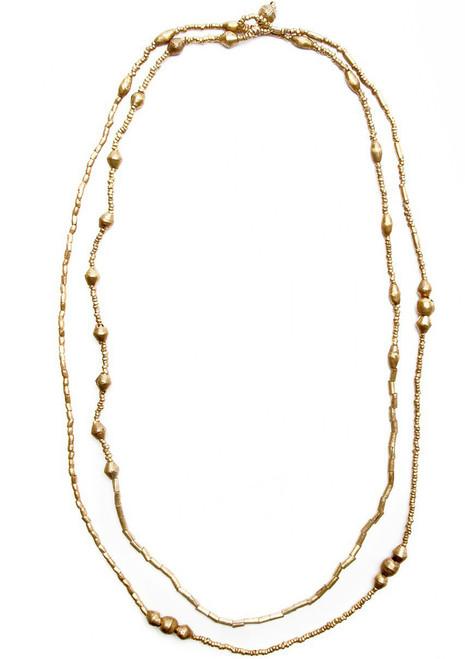 Keranga Wrap Necklace/Bracelet -  Recycled Materials