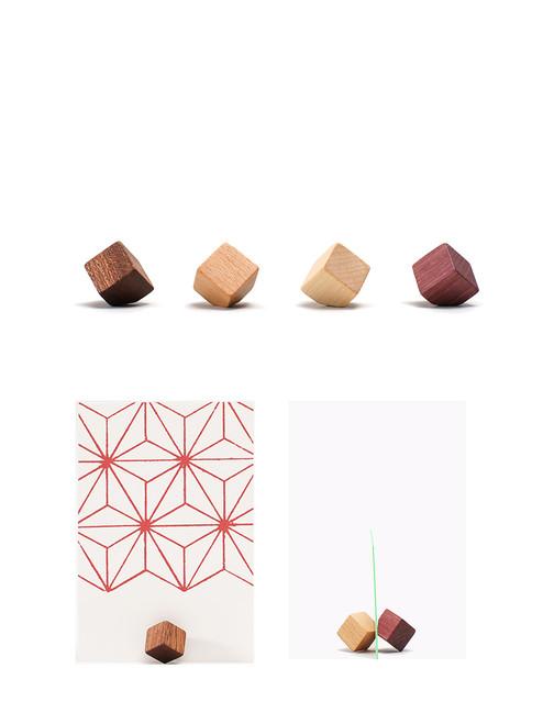 Smart Cubes Magnet Picture holder