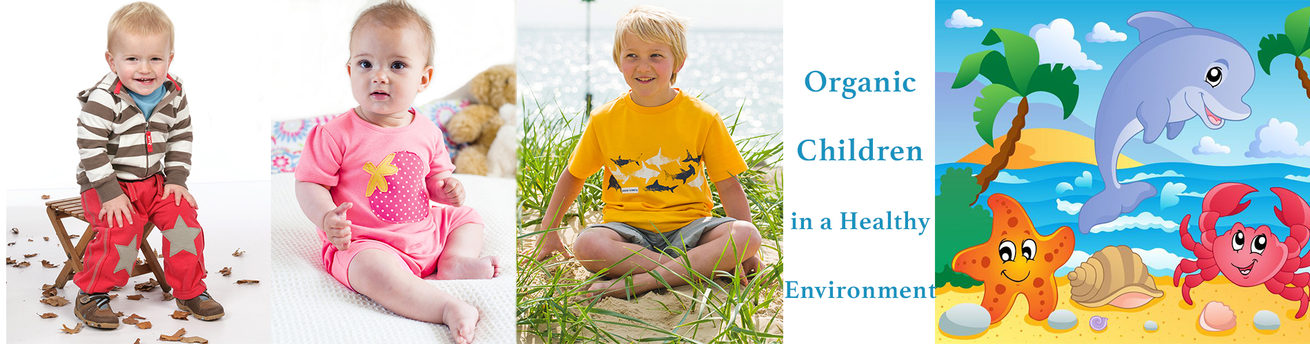 Shop Organic Clothing Babies & Children