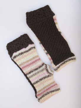 November Mitts Neopolitan - Recycled Material