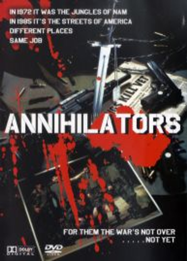 The Annihilators Dvd