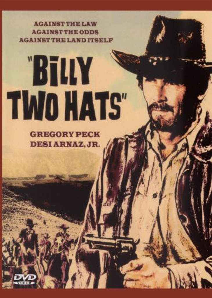 Billy Two Hats Digital Remastered Widescreen Edition Dvd