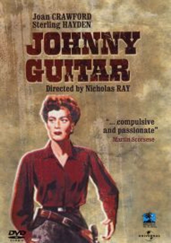 Johnny Guitar Intro by Martin Scorsese Dvd