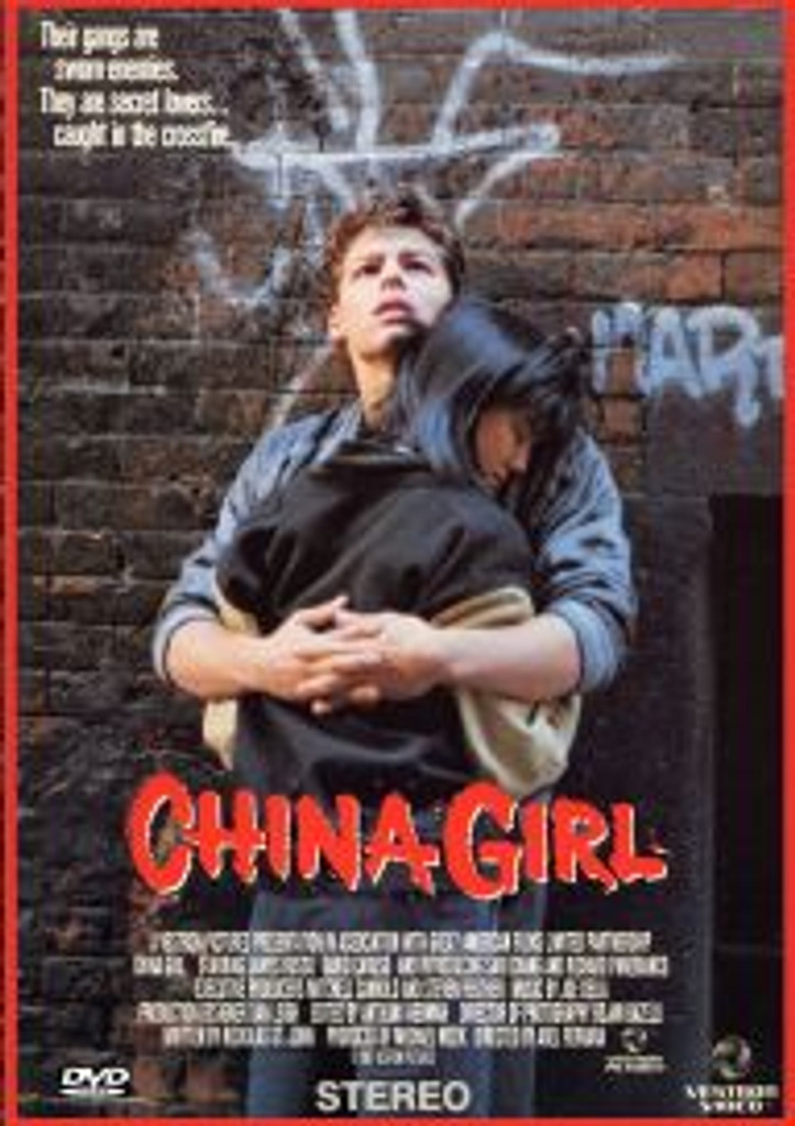 China Girl James Russo Dvd