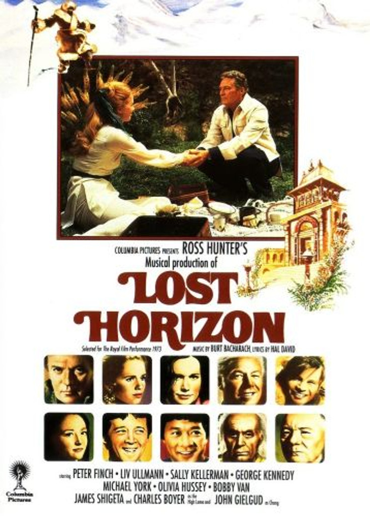 Lost Horizon 1973 Musical Version Restored Widescreen