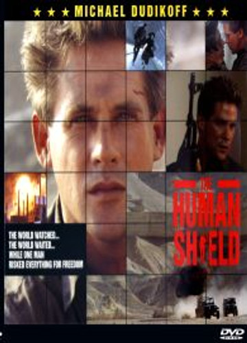 The Human Shield Michael Dudikoff Dvd