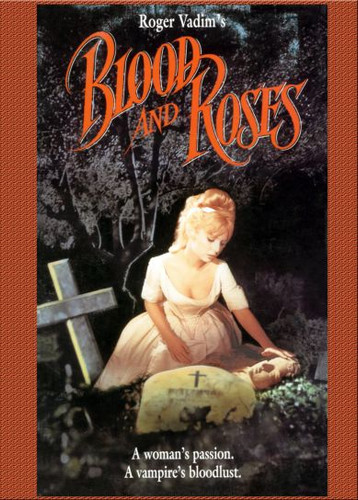 Blood and Roses 1960 Rare Horror Flick Dvd