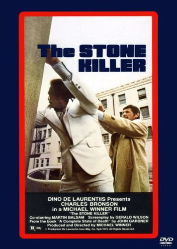 The Stone Killer Charles Bronson Widescreen Remastered Dvd