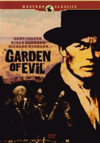 Garden of Evil Gary Cooper Digital Remastered Dvd