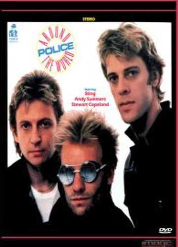 Police Around the World Dvd