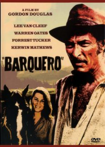 Barquero Lee Van Cleef Widescreen Edition Playable All-Regions Dvd