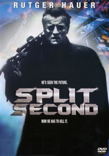 Split Second Rutger Hauer Dvd Free Shipping