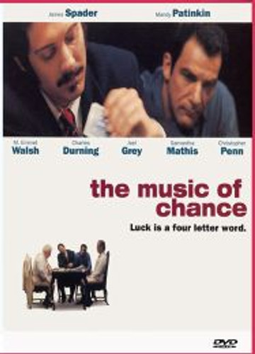 Music of Chance 1993 Dvd
