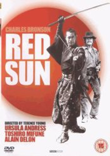 Red Sun Charles Bronson Playable All-Regions Dvd